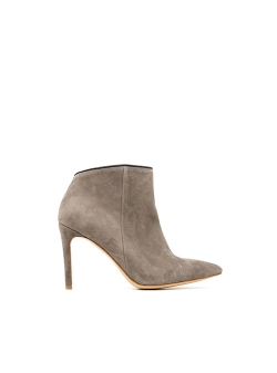 Grey Suede Boots Ginissima