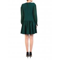 Green Short Dress Lorell Florentina GIol