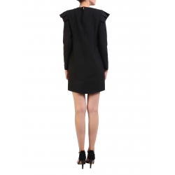 Black Short Dress Lorell Florentina GIol