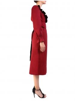 Midi Victorian Dress Nicoleta Obis