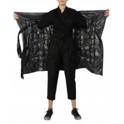 Reversable Vest With Adjustable Form Edita Lupea
