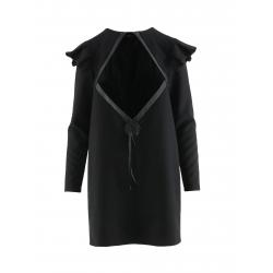 Black Short Dress Lorell Florentina GIol