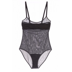 Body negru semitransparent