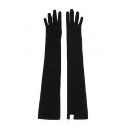 Gloves black Ioana Ciolacu