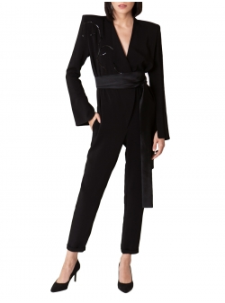 Black Jumpsuit Ramelle
