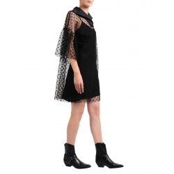 Tulle dress with peignoir Larisa Dragna