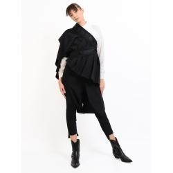 High waist asymmetrical skirt Edita Lupea