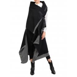 Long rectangular vest Edita Lupea