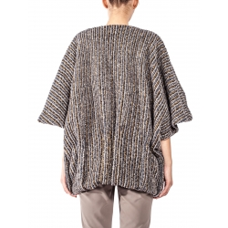 Jacheta gri din lana Florentina Giol