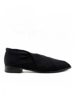 Pantofi negri Muff Meekee