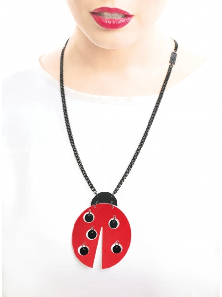 Ready to Take Off Necklace