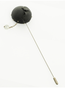 Brosa neagra Lollipop Maria Filipescu