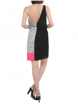 Digital Print Dress Entino