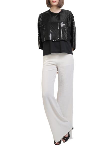 Sequins Black Jacket Entino