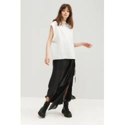 White oversized blouse Parlor