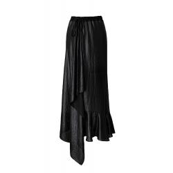 Midi Skirt with ruffles Parlor