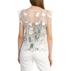 Transparent Top with Included Debris Common Parts