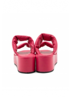 Slippers with high soles Peony Meekee