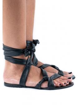 Sandale din piele Web Meekee