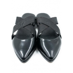 Black Slippers TapSlides Meekee