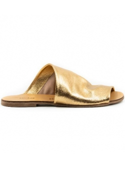 Natural Leather Slippers Sun Slipedes Meekee