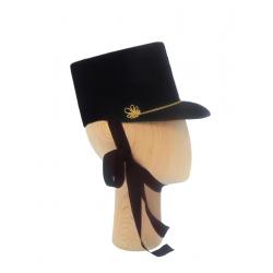Black Hat Guardian Angel DeCorina Hat