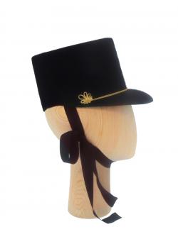 Palarie neagra Guarian Angel DeCorina Hat