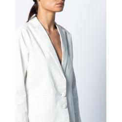 White Oversized Blazer Isso
