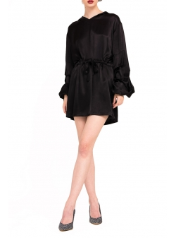Mini Black Dress Bluzat