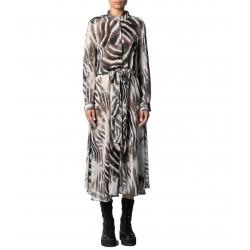 Long dress zebra Isso