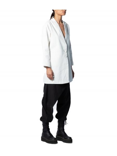 Black linen trousers Isso