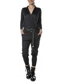 Black Jumpsuit Entino