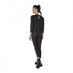Black slim trousers Entino