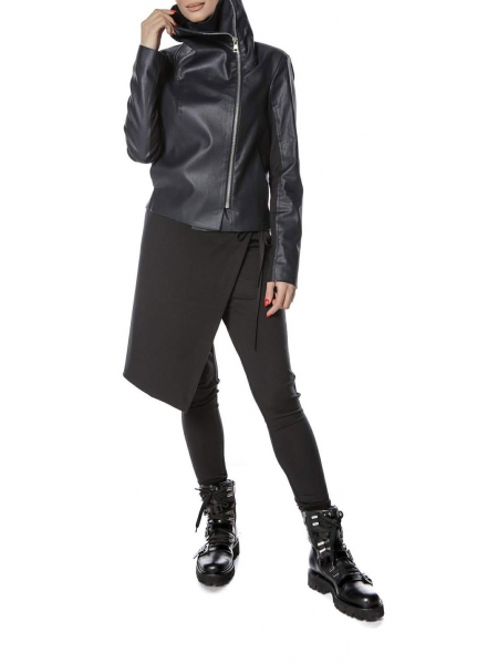 High collar jacket Entino
