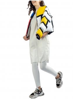 Jacheta scurta Mondrian Z Puffers