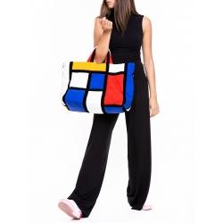 Geanta Mondrian Z Puffers