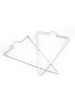 Triangle Earrings Gabriela Secarea