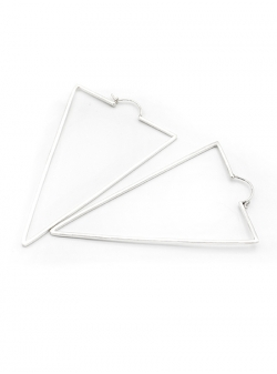 Triangle Earrings Gabriela Secarea