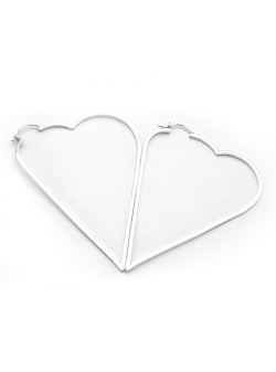 Heart Earrings Gabriela Secarea