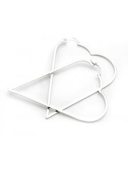 Heart Earrings Gabriela Secarea
