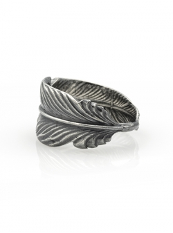 Feather Ring Gabriela Secarea