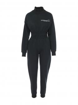 Long Black Dress Hicari ISSO