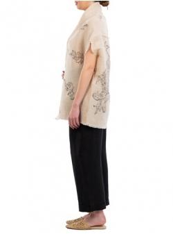 Kimono lejer cu imprimeu Nicoleta Obis