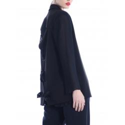 Jacheta cu spatele plisat Silvia Serban
