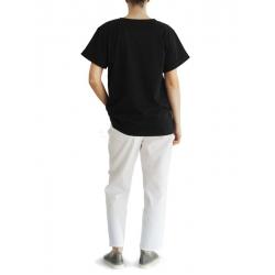 Black cotton tshirt Wink Daring Trash