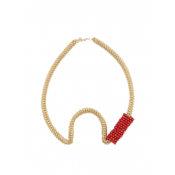 Red Touch Necklace