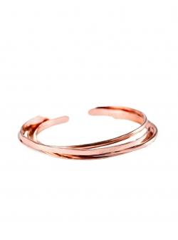 Cuff copper bracelet Roma Mesteshukar Butiq