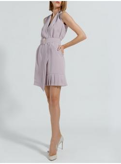 Mini dress with belt Ramelle