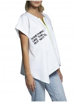 Right half tshirt Something like this Morphing Dose