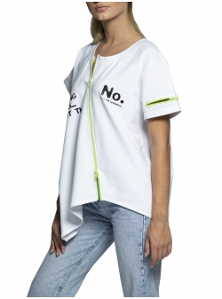 Left half tshirt No Morphing Dose
